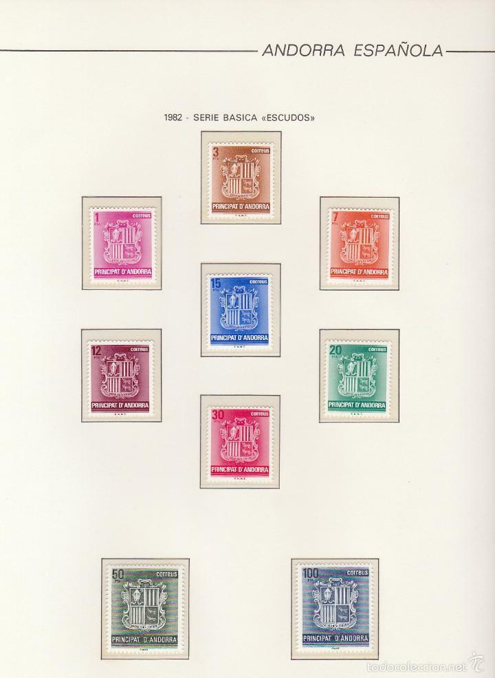 Sellos: ÁLBUM : xx/x años 1948/1982 - Foto 17 - 58459687