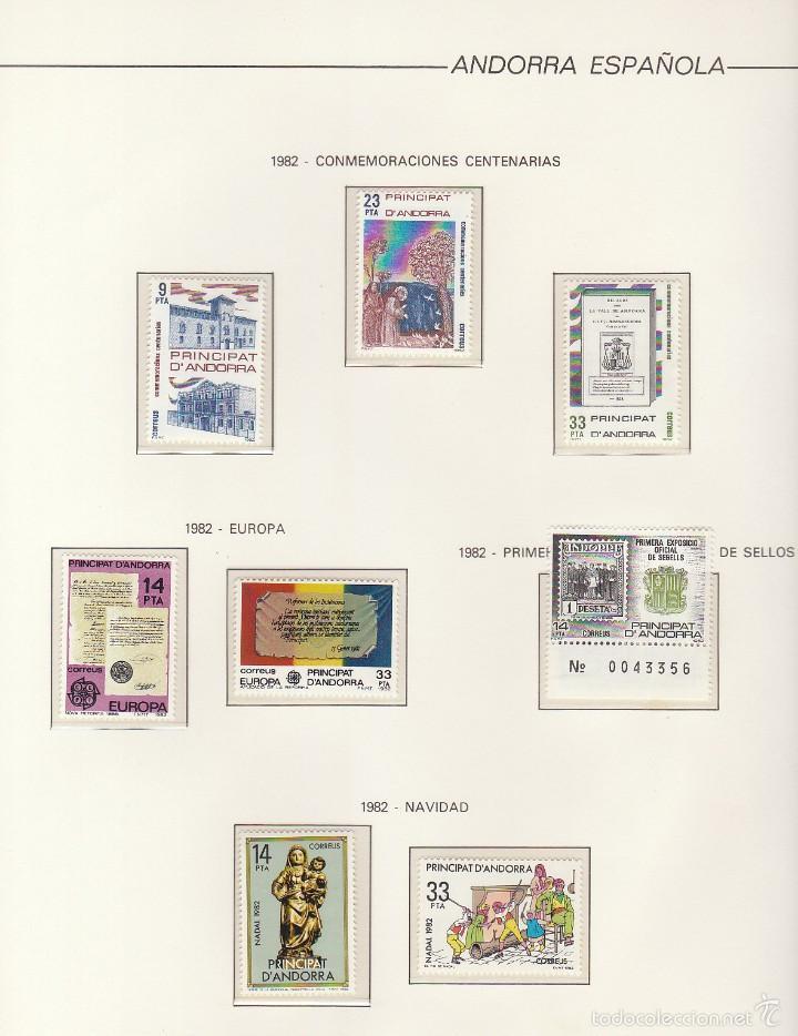 Sellos: ÁLBUM : xx/x años 1948/1982 - Foto 19 - 58459687