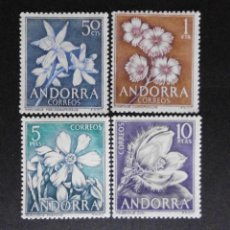 Sellos: ANDORRA - ESPAÑA - COLONIAS ESPAÑOLAS Y DEPENDENCIAS POSTALES 1966. Lote 69779209