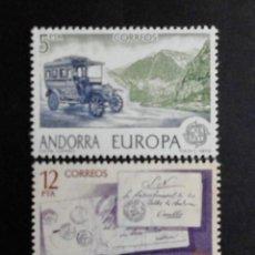Sellos: ANDORRA - ESPAÑA - COLONIAS ESPAÑOLAS Y DEPENDENCIAS POSTALES 1979. Lote 69798125