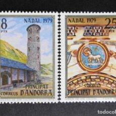 Sellos: ANDORRA - ESPAÑA - COLONIAS ESPAÑOLAS Y DEPENDENCIAS POSTALES 1979. Lote 69798345