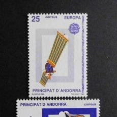 Sellos: ANDORRA - ESPAÑA - COLONIAS ESPAÑOLAS Y DEPENDENCIAS POSTALES 1991. Lote 69811333