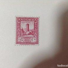Sellos: ANDORRA ESPAÑOLA 1929 PAISAJES EDIFIL 20*. Lote 71496671