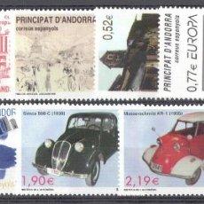 Sellos: AÑO COMPLETO DE SELLOS DE ANDORRA ESPAÑOLA - AÑO 2004 - SIN USAR / NUEVO. Lote 65064731