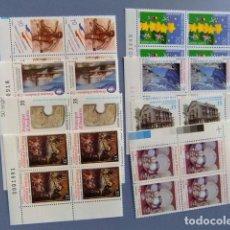 Sellos: ANDORRA ESPAÑOLA - ANDORRE ESPAGNOL - AÑO COMPLETO 2000 EDIFIL 276 / 83 ** YVERT 261 / 68 ** MNH. Lote 85122888