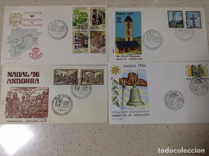 ANDORRA ESPAÑOLA 19 SPD (Sellos - España - Dependencias Postales - Andorra Española)