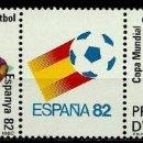 Sellos: ANDORRA ESPAÑOLA EDIFIL 159/60** NUEVOS SIN CHARNELA. ESPAÑA 82. Lote 103870023