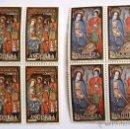 Sellos: ANDORRA ESPAÑOLA EDIFIL 128/29** NUEVOS SIN CHARNELA. BLOQUE DE CUATRO. 1979. EUROPA. Lote 109182807