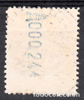 Sellos: ANDORRA - CORREO ESPAÑOL 1929 30 CÉNTIMOS SERIE PAISAJES NUM . 21 USADO - Foto 2 - 112633183