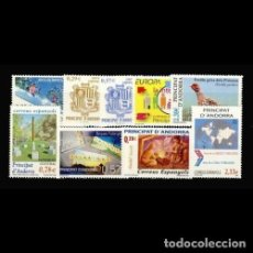 Sellos: ANDORRA ESPAÑOLA. AÑO 2006 COMPLETO. NUEVOS SIN CHARNELA.. Lote 113521411