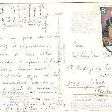 Sellos: ANDORRA & RECUERDO DE VALLE DE BROTO, CASA DE D.JONGE, IGLESIA DE LINAS, LISBOA 1980 (1410) . Lote 128510807