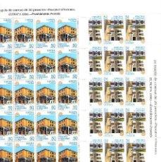 Sellos: ANDORRA - 2 PLIEGOS DE 24 SELLOS EUROPA 1990 NUMS . 218-219. Lote 142188138