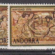 Sellos: ANDORRA ESPAÑOLA CORREO 1974 EDIFIL 94/5 ** MNH - ANDORRA ESPAÑOLA CORREO 1974 EDIFIL 94/5 ** MNH. Lote 150768833
