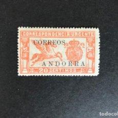 Sellos: ANDORRA ESPAÑOLA 1928 EDIFIL 13* MLH. Lote 151490662