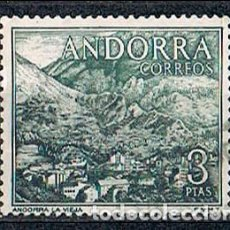 Sellos: ANDORRA EDIFIL Nº 65, ANDORRA LA VIEJA, USADO. Lote 247079245
