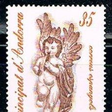 Sellos: ANDORRA EDIFIL Nº 274, NAVIDAD 1999, NUEVO ***. Lote 258188470