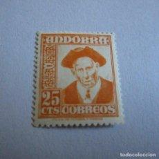 Sellos: ANDORRA 1948-53, EDIFIL. Nº 49**, PAISAJES DIVERSOS.. Lote 158910042