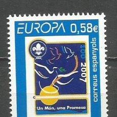 Selos: ANDORRA EUROPA EDIFIL NUM. 346 ** SERIE COMPLETA SIN FIJASELLOS. Lote 238651810