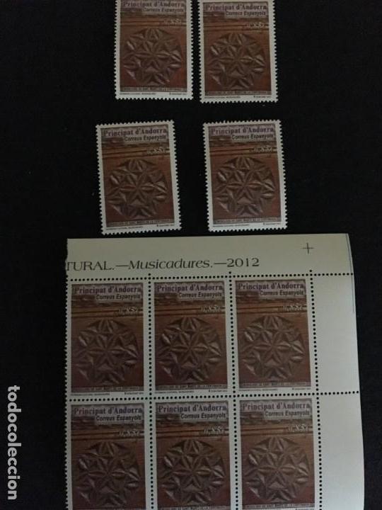 Sellos: ANDORRA ESPAÑOLA, 2011 - 2014 AÑOS COMPLETOS, *VALOR FACIAL 470€* - Foto 15 - 172027594