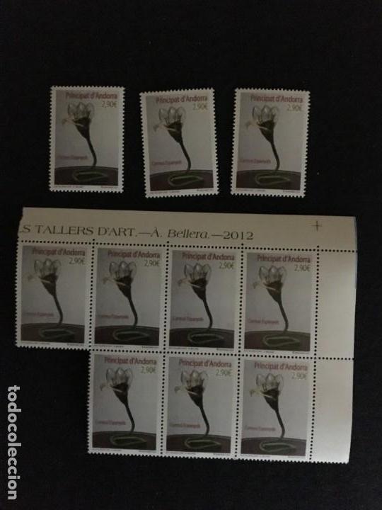 Sellos: ANDORRA ESPAÑOLA, 2011 - 2014 AÑOS COMPLETOS, *VALOR FACIAL 470€* - Foto 18 - 172027594