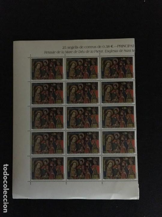 Sellos: ANDORRA ESPAÑOLA, 2011 - 2014 AÑOS COMPLETOS, *VALOR FACIAL 470€* - Foto 34 - 172027594