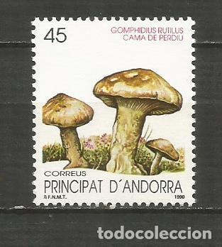 ANDORRA EDIFIL NUM. 220 ** SERIE COMPLETA SIN FIJASELLOS (Sellos - España - Dependencias Postales - Andorra Española)