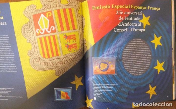2019 - SELLOS DE ANDORRA ESPAÑOLA (AÑO COMPLETO) (Sellos - España - Dependencias Postales - Andorra Española)