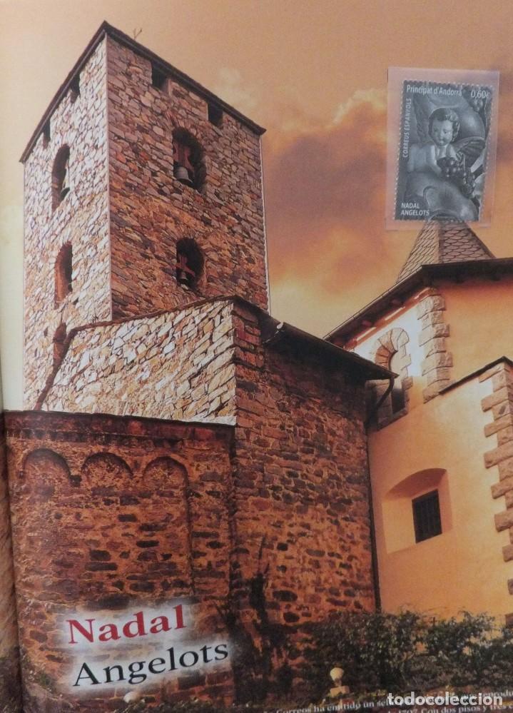 Sellos: 2019 - SELLOS DE ANDORRA ESPAÑOLA (AÑO COMPLETO) - Foto 2 - 194619283
