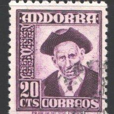Timbres: ANDORRA ESPAÑOLA. 1948-53 EDIFIL Nº 48. Lote 195341565