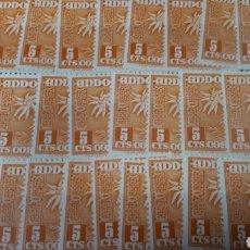 Sellos: SELLOS NUEVOS DE ANDORRA STOCK AÑO 1953 EDIF. 46 C85. Lote 197360128