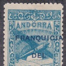 Sellos: ANDORRA ESPAÑOLA.- NO EMITIDO Nº 36 DE 1932. CON HUELLA DE CHARNELA . . Lote 198633386
