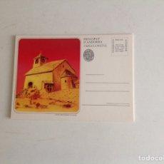 Sellos: 1979 VEGUERIA EPISCOPAL DE ANDORRA (ENTERO POSTALES) NUEVOS. Lote 202537815