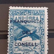 Timbres: ANDORRA , EDIFIL NE36 *, 1932. Lote 203224093