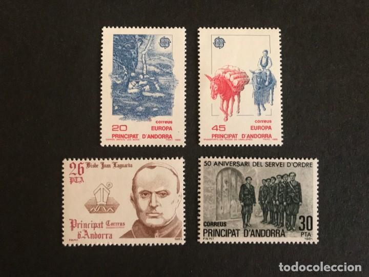ANDORRA ESPAÑOLA (Sellos - España - Dependencias Postales - Andorra Española)