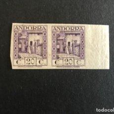Sellos: ANDORRA ESPAÑOLA 1929 EDIFIL 19S** MNH SIN DENTAR. Lote 212388573