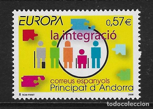 ANDORRA ESPAÑOLA. EDIFIL Nº 338 NUEVO (Sellos - España - Dependencias Postales - Andorra Española)