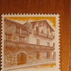 Sellos: ANDORRA CORREO ESPAÑOL - EDIFIL 221 - 20 PTA 1990 - CASA PLANDOLIT - NUEVO. Lote 213764140