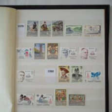Sellos: SELLOS DE ANDORRA DE 1979 A 2009. NUEVOS.. Lote 213895371