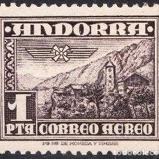 Sellos: 1951 ANDORRA EDIFIL 59 NUEVO SIN FIJASELLOS. Lote 218792597