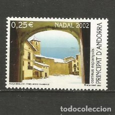 Selos: ANDORRA EDIFIL NUM. 300 ** SERIE COMPLETA SIN FIJASELLOS. Lote 222596023