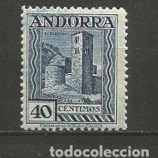 Sellos: ANDORRA EDIFIL NUM. 22 * NUEVO CON FIJASELLOS. Lote 222662146