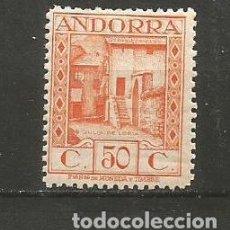 Sellos: ANDORRA EDIFIL NUM. 23 * NUEVO CON FIJASELLOS. Lote 222662175