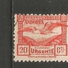 Sellos: ANDORRA EDIFIL NUM. 44 USADO. Lote 222662980
