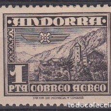 Francobolli: ANDORRA ESPAÑOLA - 1951 NUM 59 NUEVO CON FIJASELLOS. Lote 223605175