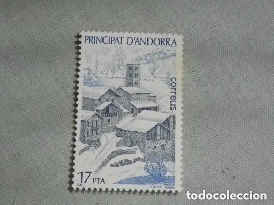 ANDORRA - TURISMO - 1 SELLO NUEVO - 1985 - SERIE COMPLETA (Sellos - España - Dependencias Postales - Andorra Española)