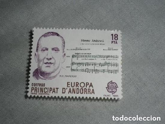 ANDORRA E. MARFANY NUEVO (Sellos - España - Dependencias Postales - Andorra Española)