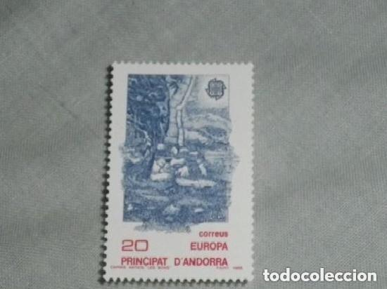 ANDORRA CAMINS ANTICS LES BONS NUEVO (Sellos - España - Dependencias Postales - Andorra Española)