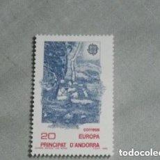 Sellos: ANDORRA CAMINS ANTICS LES BONS NUEVO. Lote 225194538