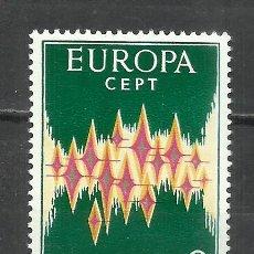 Sellos: Q569Z-MNH** SELLO SERIE COMPLETA ANDORRA EUROPA 1971 115,00€ Nº 72.LUJO.. Lote 231468785