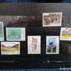 Sellos: ANDORRA ESPAÑA AÑO 1999 COMPLETO NUEVO ***. Lote 244535485